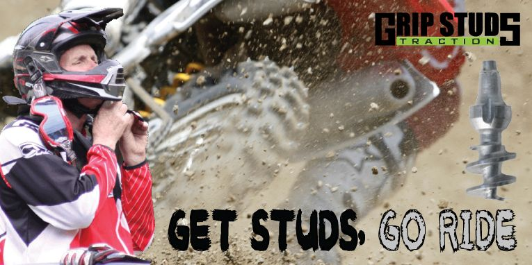 Tire Studs Grip Studs Screw In Tire Studs Traction In Ice Snow And Dirt Go Ride Blogs Worth Reading Grip