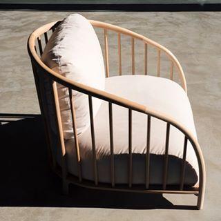 DUX Claesson Koivisto Rune Collection. Easy Chair: Anita