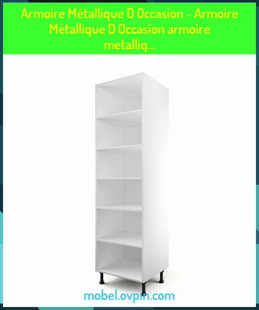 Armoire Metallique D Occasion Armoire Metallique D Occasion Armoire Metalliq In 2020 Locker Storage Storage Furniture
