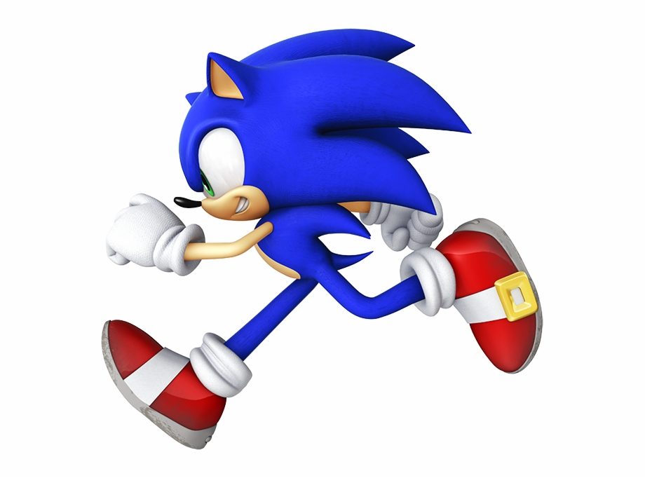 Sonic Running Png Sonic Run Sonic The Hedgehog Run Png Sonic The Hedgehog Dibujos Kawaii Sonic