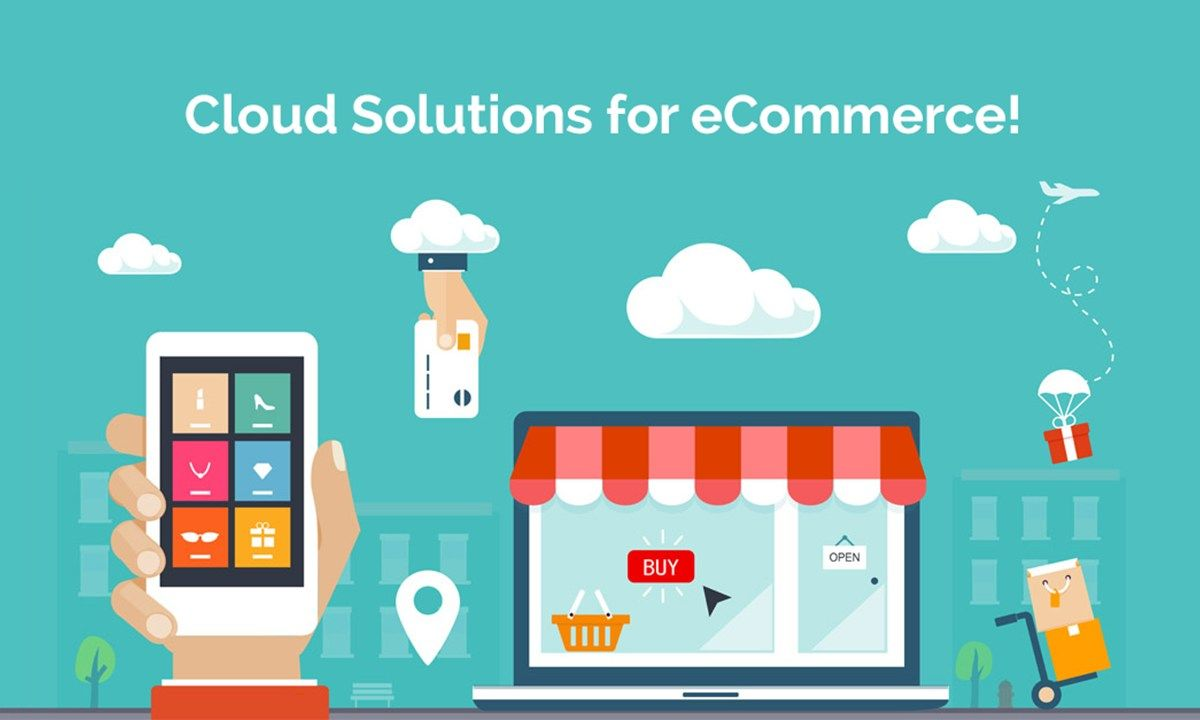 We provide a wide spectrum of cloud Computing service