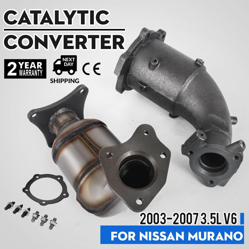 Fits 2003 2004 2005 2006 2007 Nissan Murano Catalytic Converter D//S 3.5L