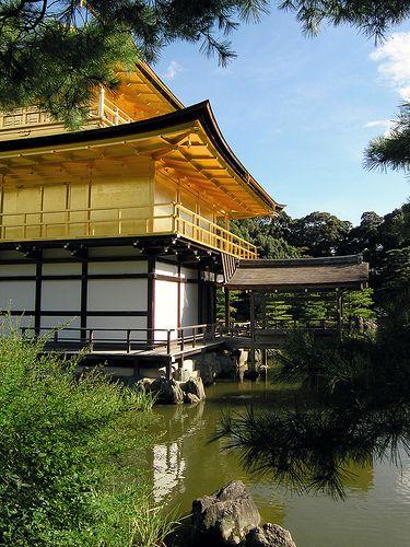 Kinkakuji, Kyoto, Japan 京都