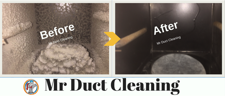 Before&After Duct Cleaning. Call US Today on 1300 673 828