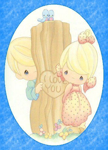 precious moments images clipart | Precious Moments ...