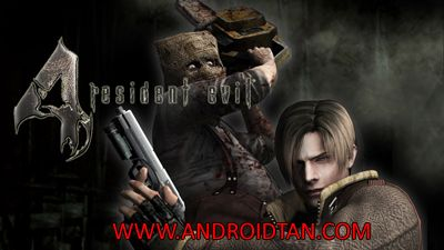 Download Resident Evil 4 Mod Apk + Data (Unlimited Money