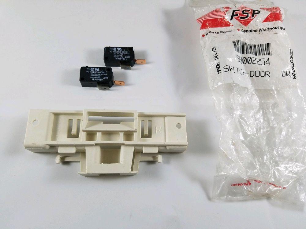 Whirlpool/Maytag/Crosley/Kenmore Dishwasher Door Switch