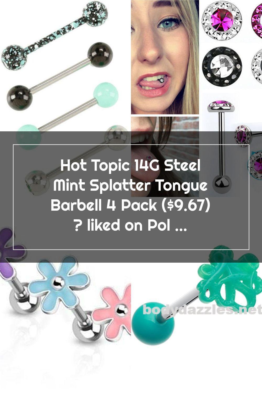 Pin Na Tongue Rings