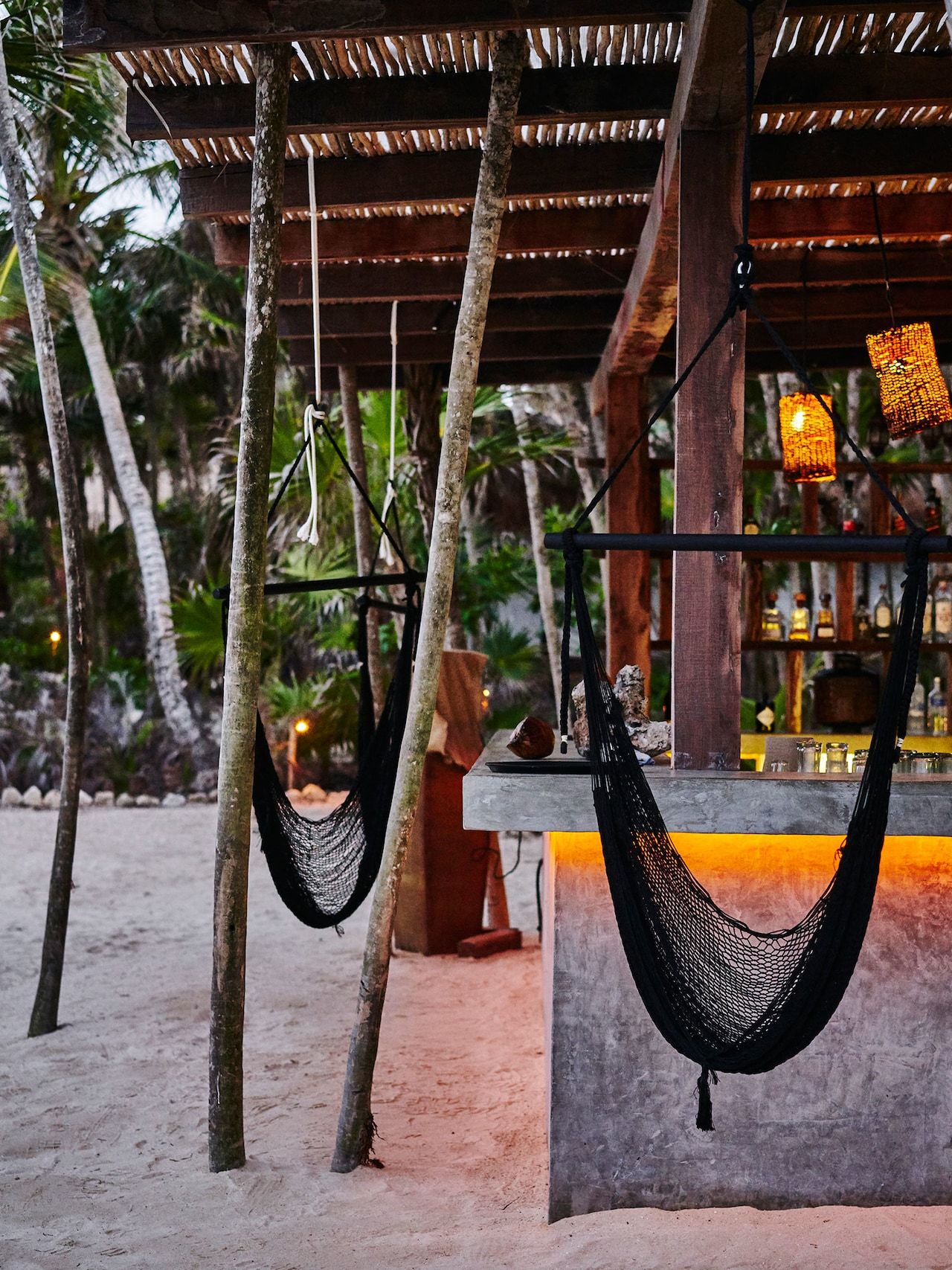 Hot hotel inside habitas mexicous coolest new ulifestyleu hotel in