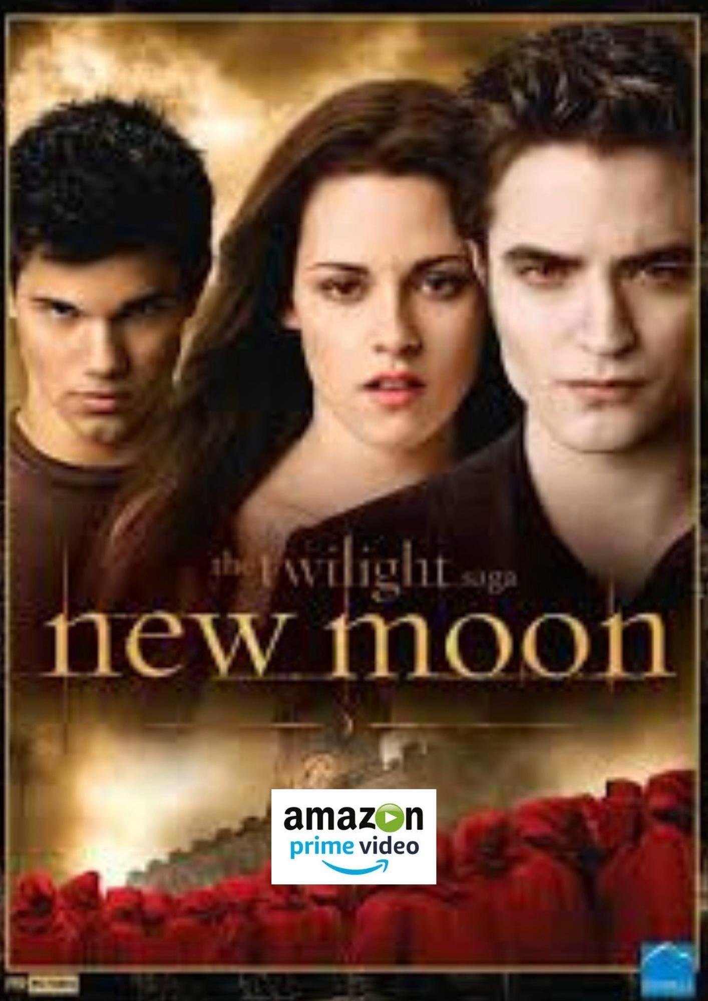 The Twilight Saga New Moon Video Twilight Saga New Moon Twilight Saga New Moon Movie