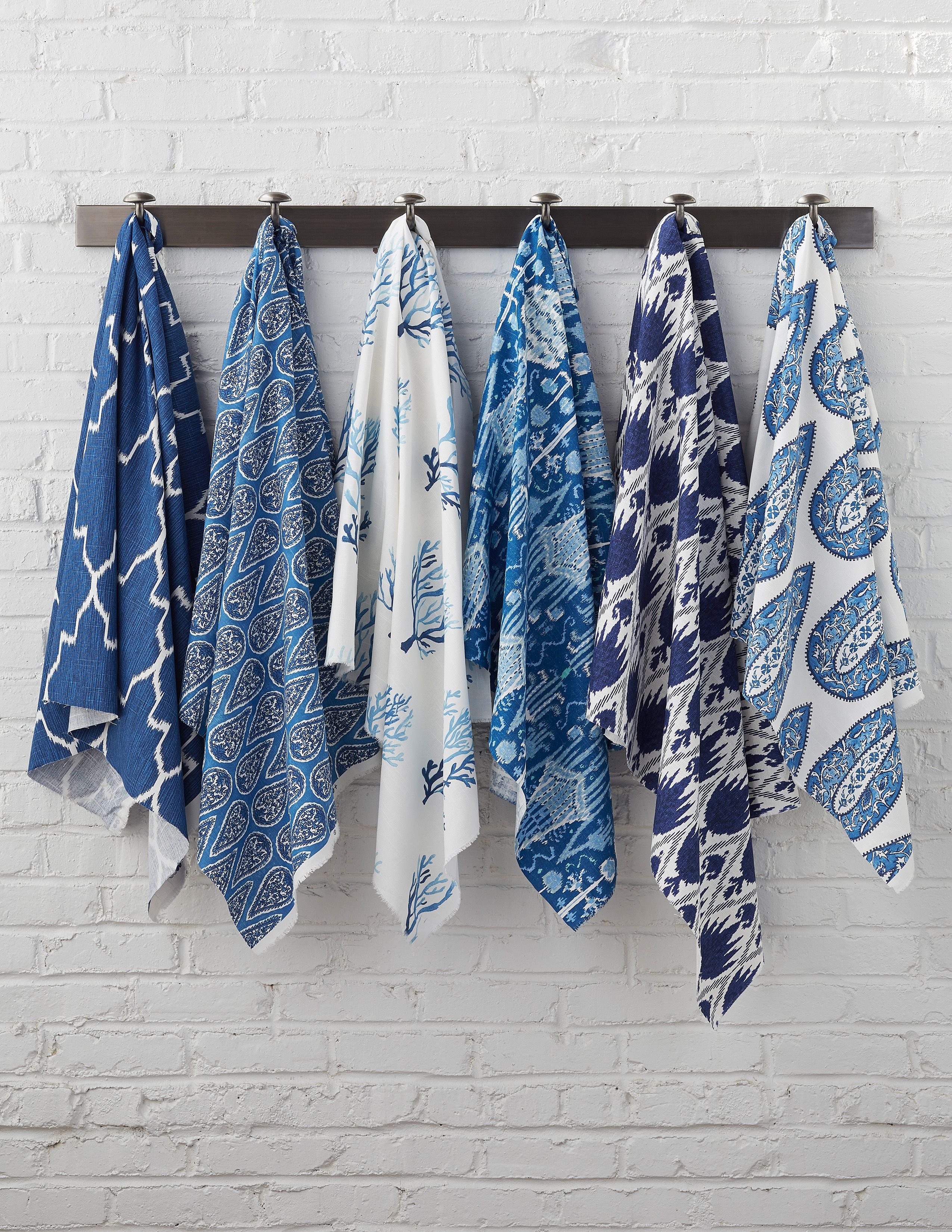 Lacefield Designs Cobalt Textile Collection introduced