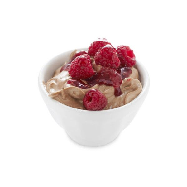 4 Amazing Greek Yogurt Upgrades ❤ liked on Polyvore featuring food