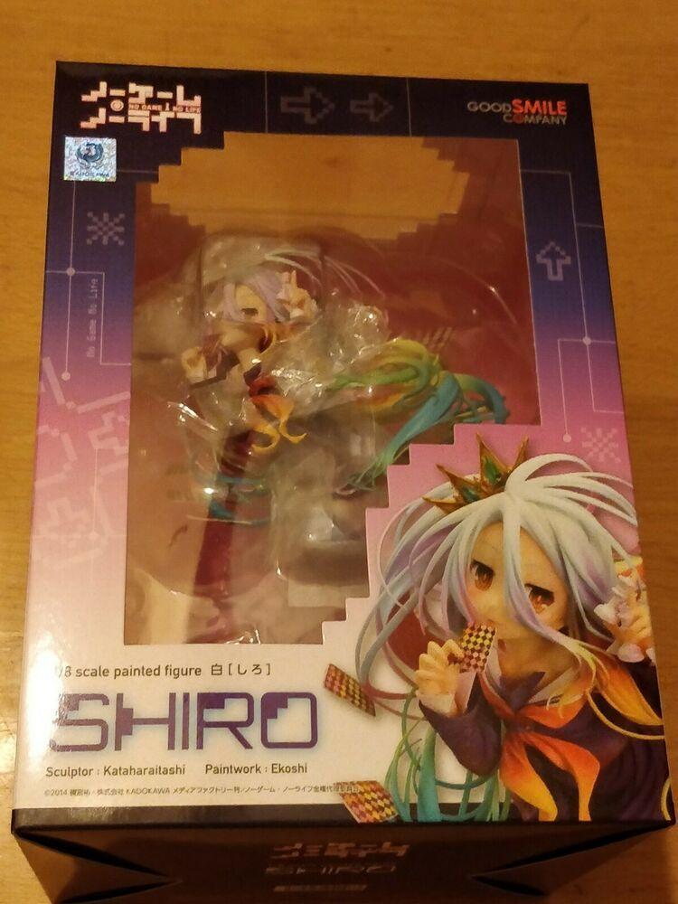 EBay #Sponsored NO GAME NO LIFE SHIRO 1/8 COMPLETE FIGURE