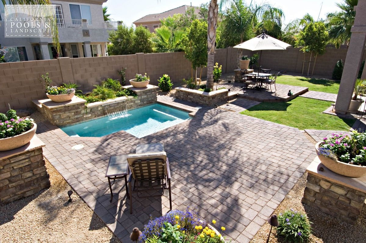 We have been Arizona's premier pool builder and outdoor living ... Small Backyard Pool Ideas With N on backyard designs with pool, small backyard ideas garden, deck ideas with pool, small backyard ideas luxury, small home with pool, small backyard ideas play area, small patios with pool, small outdoor kitchen with pool, small backyard garden with pool,