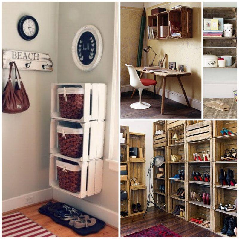 Cajas de madera buscar con google decoraci n 09 palets - Cajas de madera decoracion ...