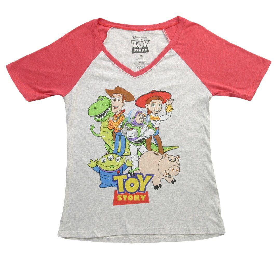 b61d2029207 Womens Toy Story Gang T-Shirt