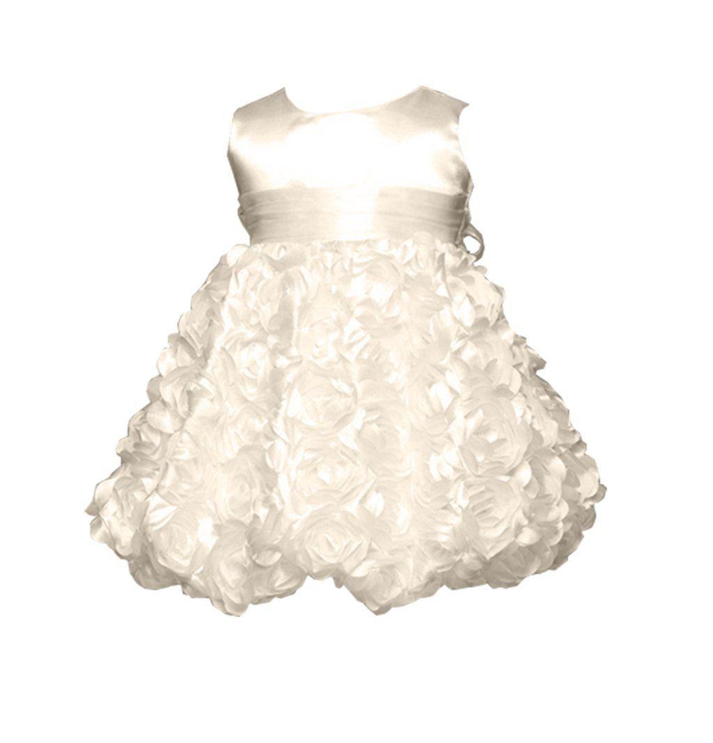 Flower girl dress baby fancy dress dresses colorful