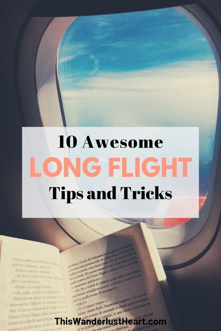 Photo of 10 ways to survive the world's longest flight – Long-haul flights tips