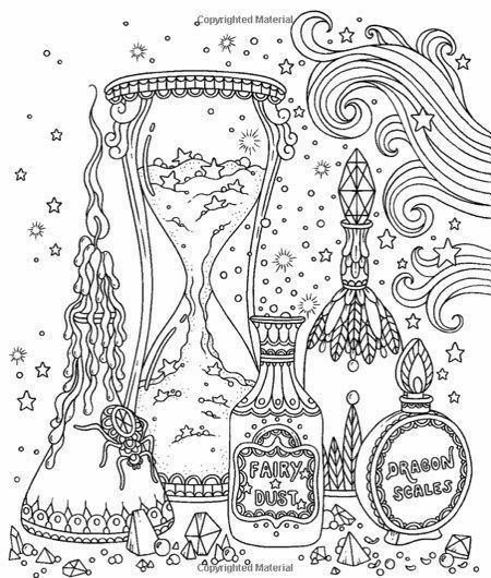 Pin by Susan Yee on Adult Coloring pages | Coloring books ...