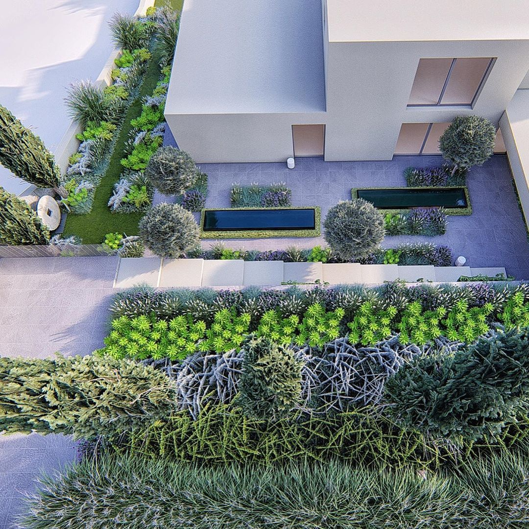 Check Out What Lumion Can Do For Your Garden Design Project Learn Sketchup And Lumion Pro 9 To Take Garden Design Dream Garden Front Yard Landscaping