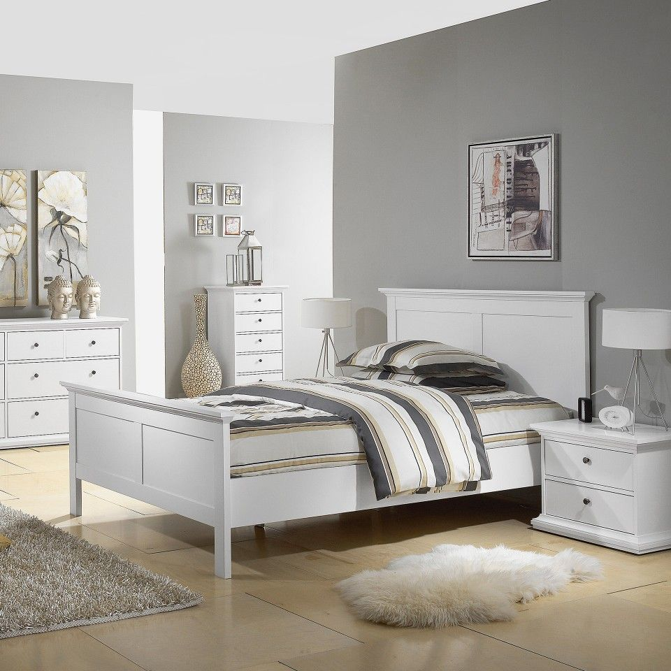 bett pariso 140x200 wei augsburg our new home queen platform bed bed panel bed