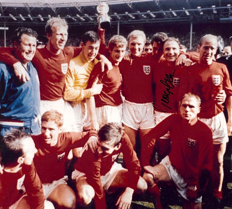 England 1966 World Cup Squad 1966 World Cup World Cup England