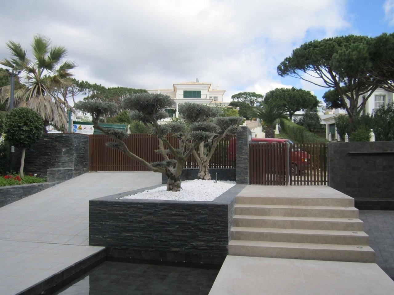 jardim contemporâneo