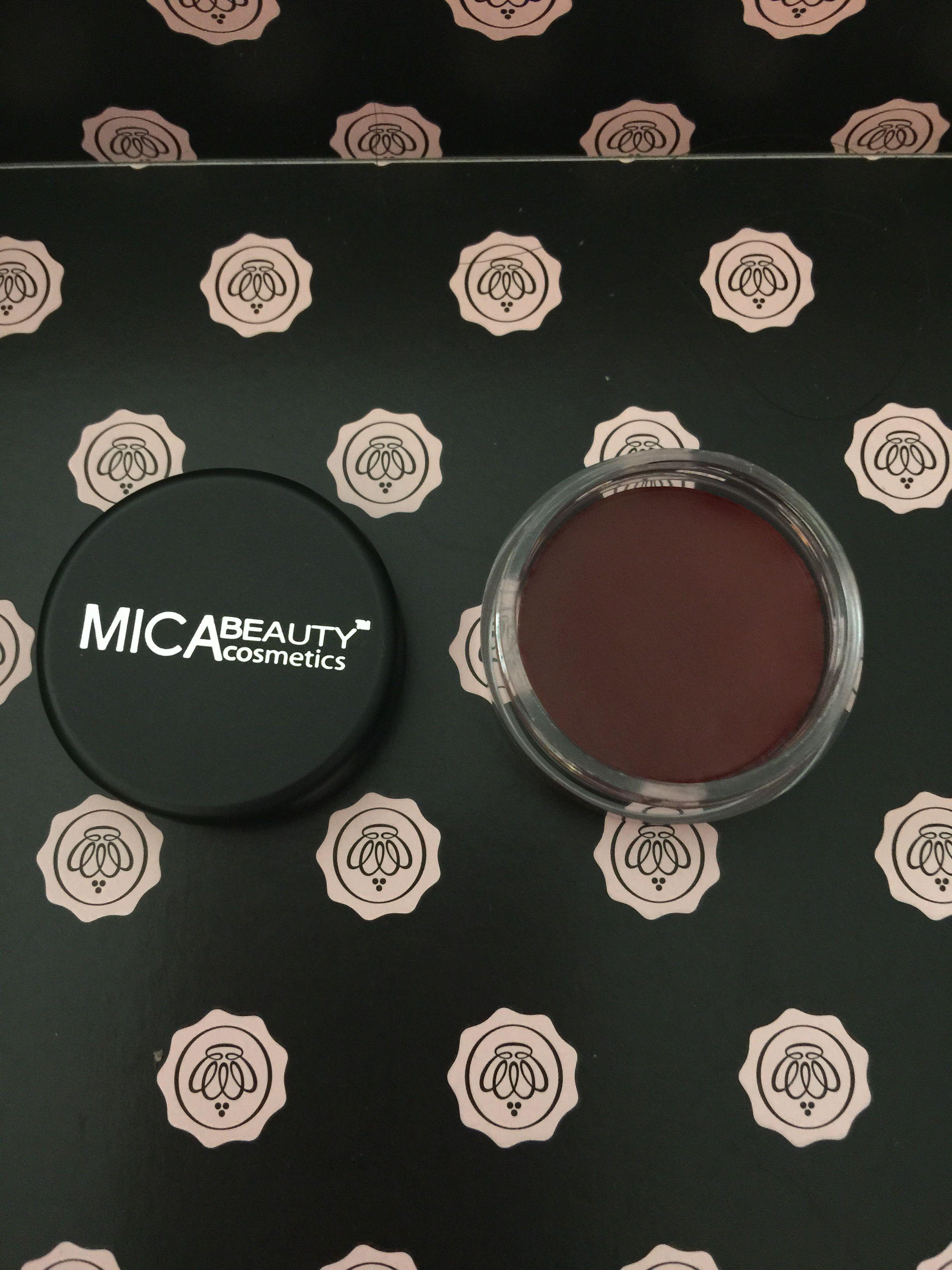 Mica lip stain swapped no longer available Lip stain