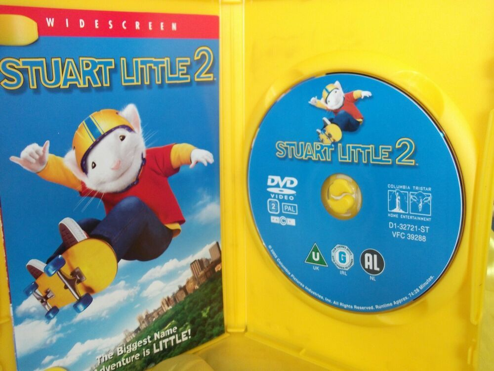 Stuart Little 2 Dvd 2002 Christmas Sale For Your Child Stuart Little Stuart Little 2 Christmas Sale