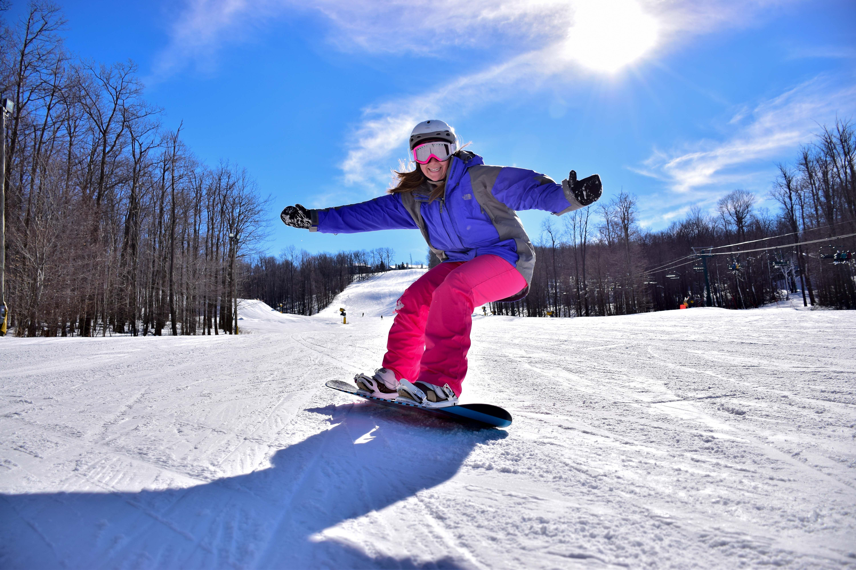2014 People 1st Place Brenda Schwartz Hidden Valley Resort Photo Contest Skiing