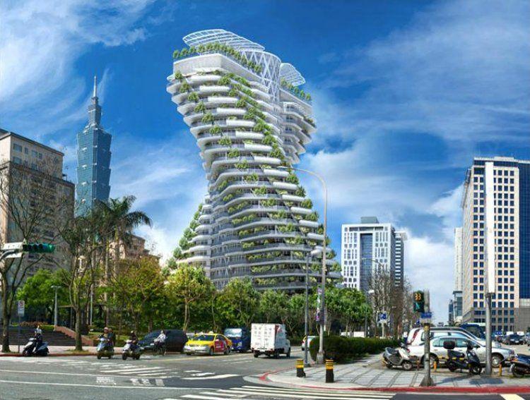 Vincent Callebaut - Agora Garden