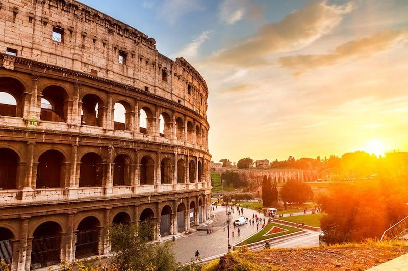 How To Get From Ciampino To Rome City Centre