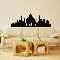 Door Bell Wall Decal Wall Decals India Country Wall Murals