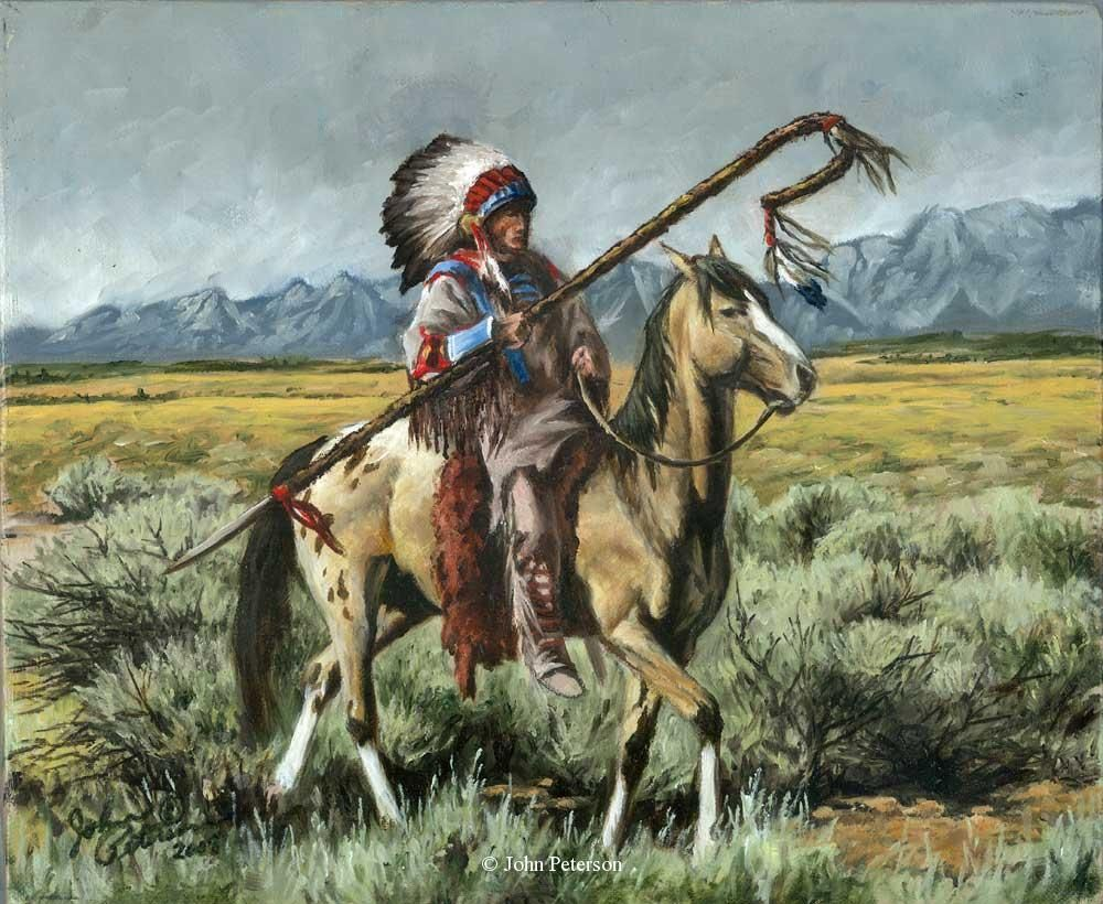 Native American Paintings . Fine Artoriginal Western Wildlife &