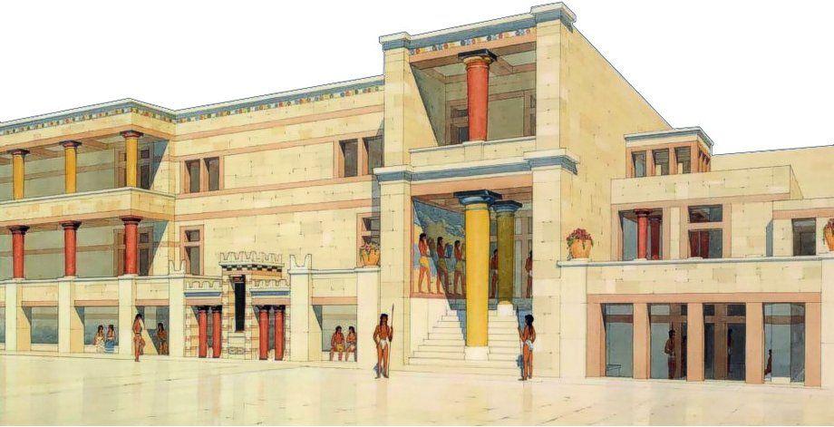 knossos palace - Google 검색