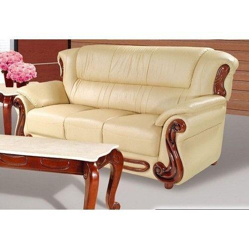 Best Bella Khaki Leather Sofa Meridian Furniture Leather 400 x 300