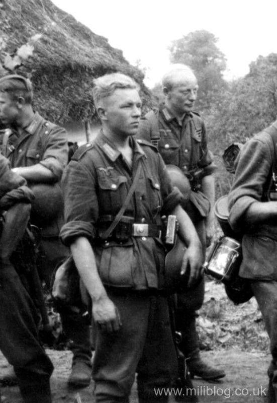 Wehrmacht (Heer) soldaten