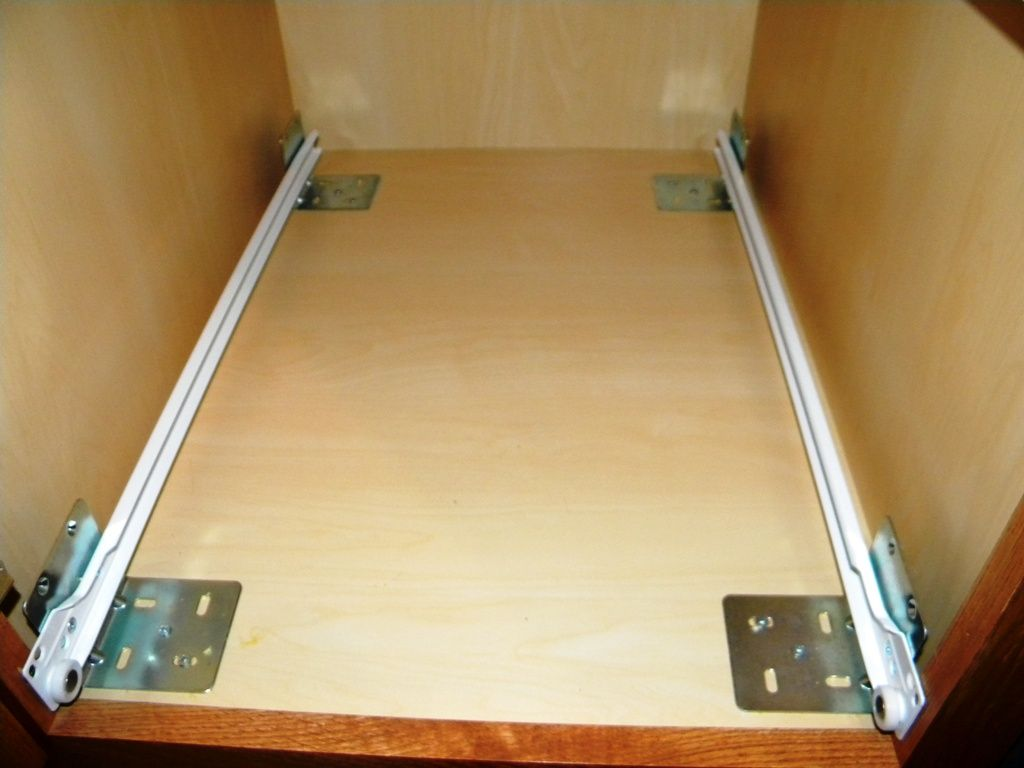 Measure Pull Out Shelves