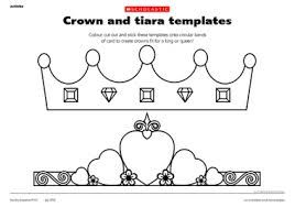 Free Printable Crown Templates