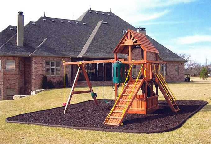 Possible playground surfacing for my home pinterest - Playground surfaces for home ...