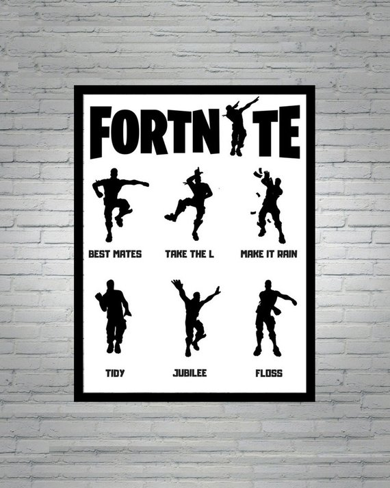 graphic about Fortnite Printable Images identify Fortnite Poster, Fortnite Artwork, Online video GamePoster, Fortnite