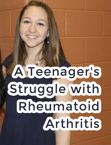 A Teenager S Struggle With Rheumatoid Arthritis Joint Pain Relief