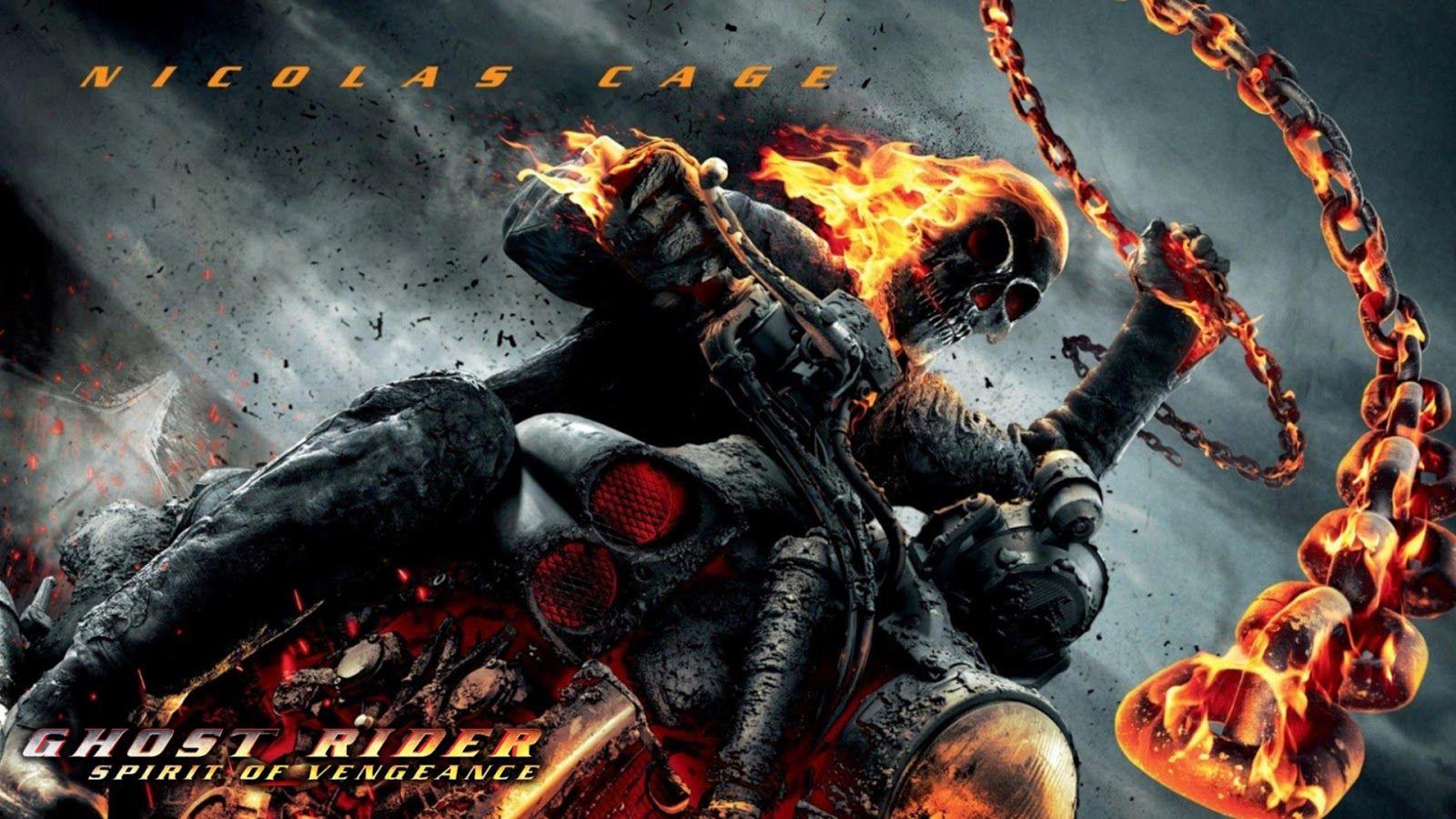 ghost rider spirit of vengeance | Ghost Rider Spirit of ...