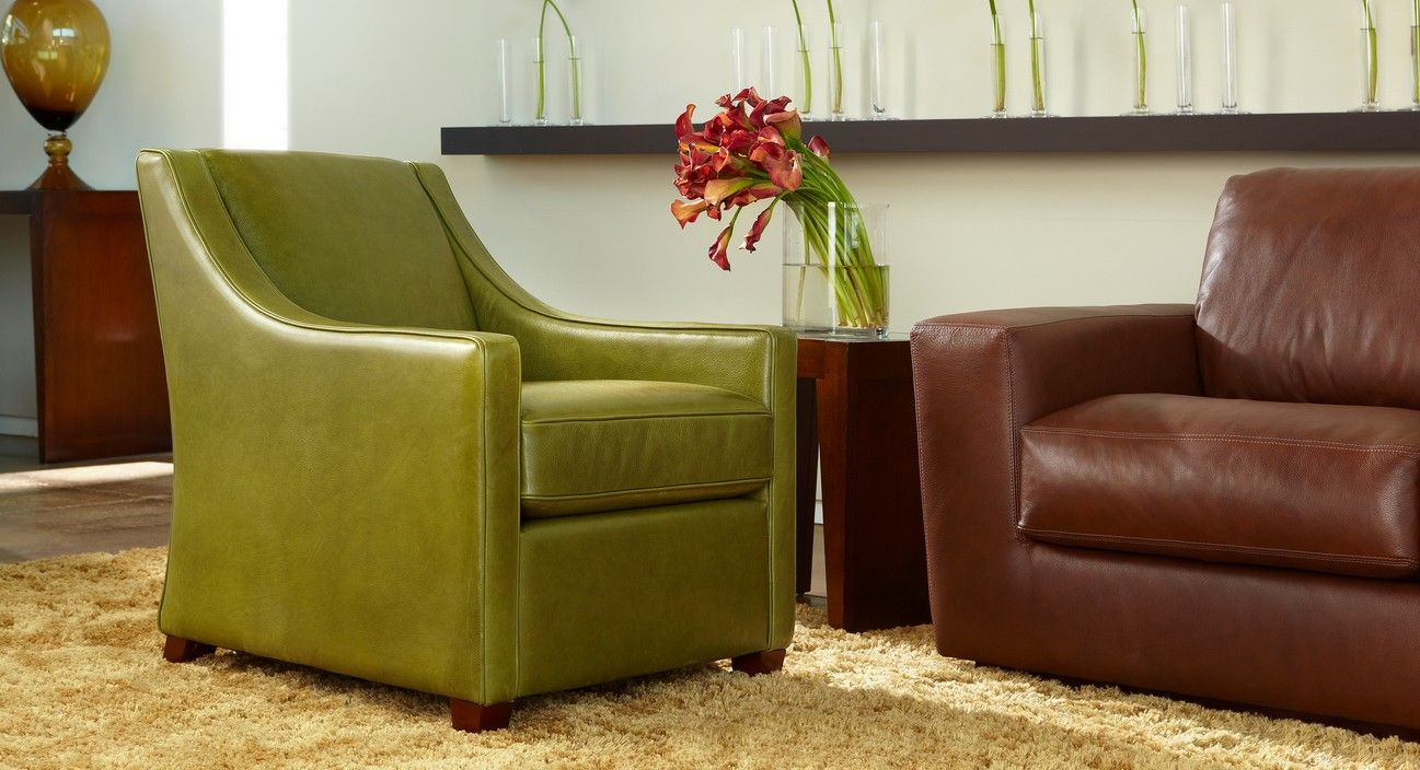 American Leather Brynlee Comfort Sleeper, Sofa + Storage Ottoman | CLIENT:  Bowsprit Interiors | Pinterest | Sleeper Sofas, Ottomans And Storage