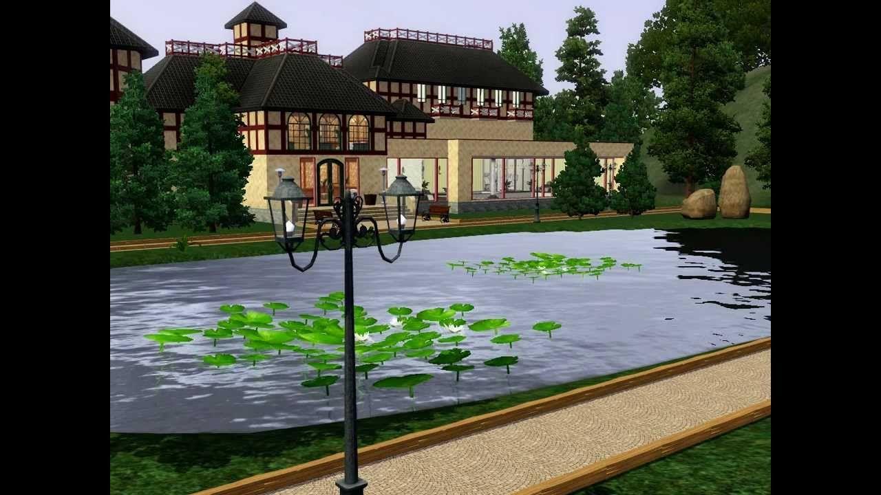 The Sims 3 Grand Hotel Albert Bridgeport