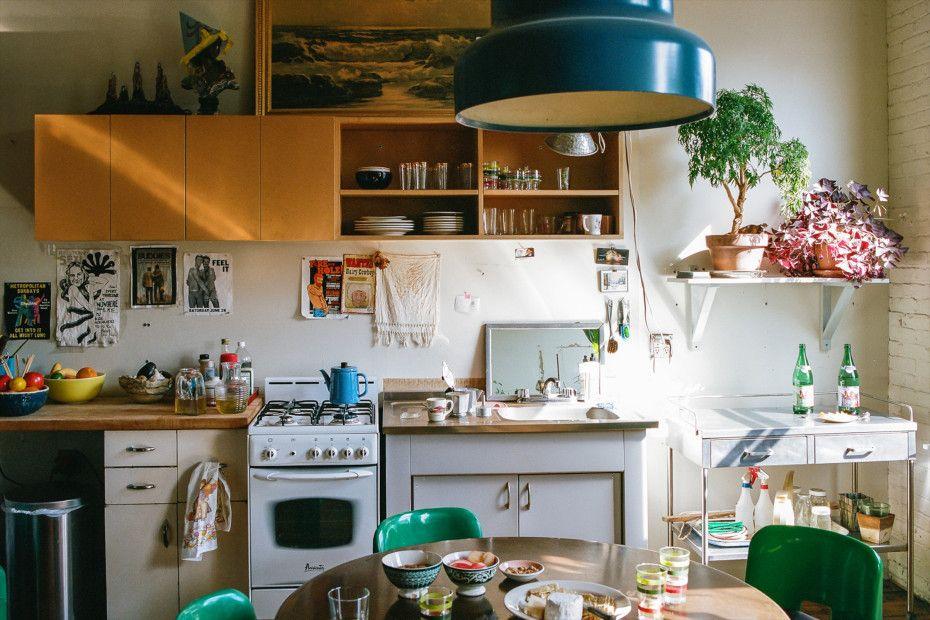 Michael Allen Freunde Von Freunden Wohnung Kuche Haus Kuchen Trautes Heim