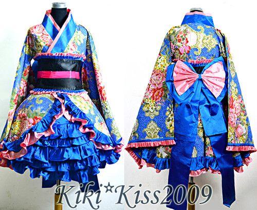 Baju Kimono Jepang