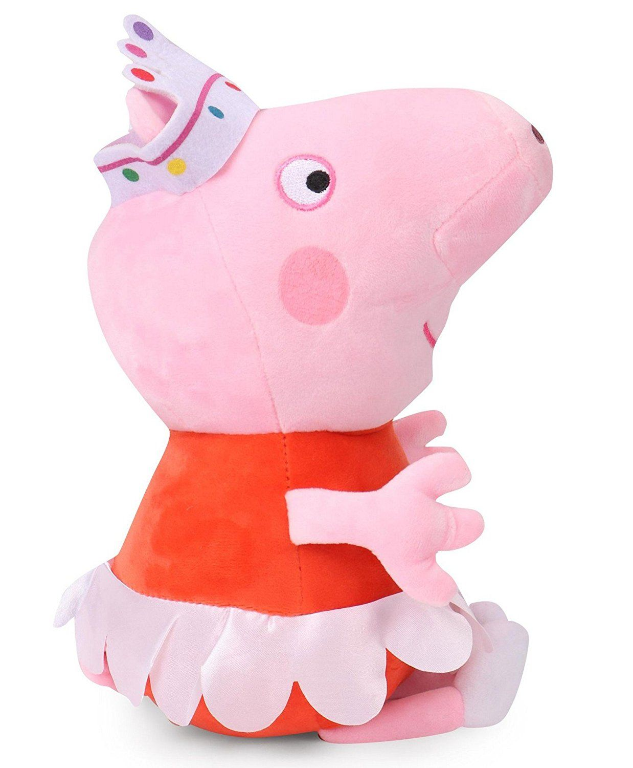 Buy Peppa Pig Plush With Crown Best Price In India Peppa Pig Plush Pig Plush Peppa Pig [ 1500 x 1238 Pixel ]