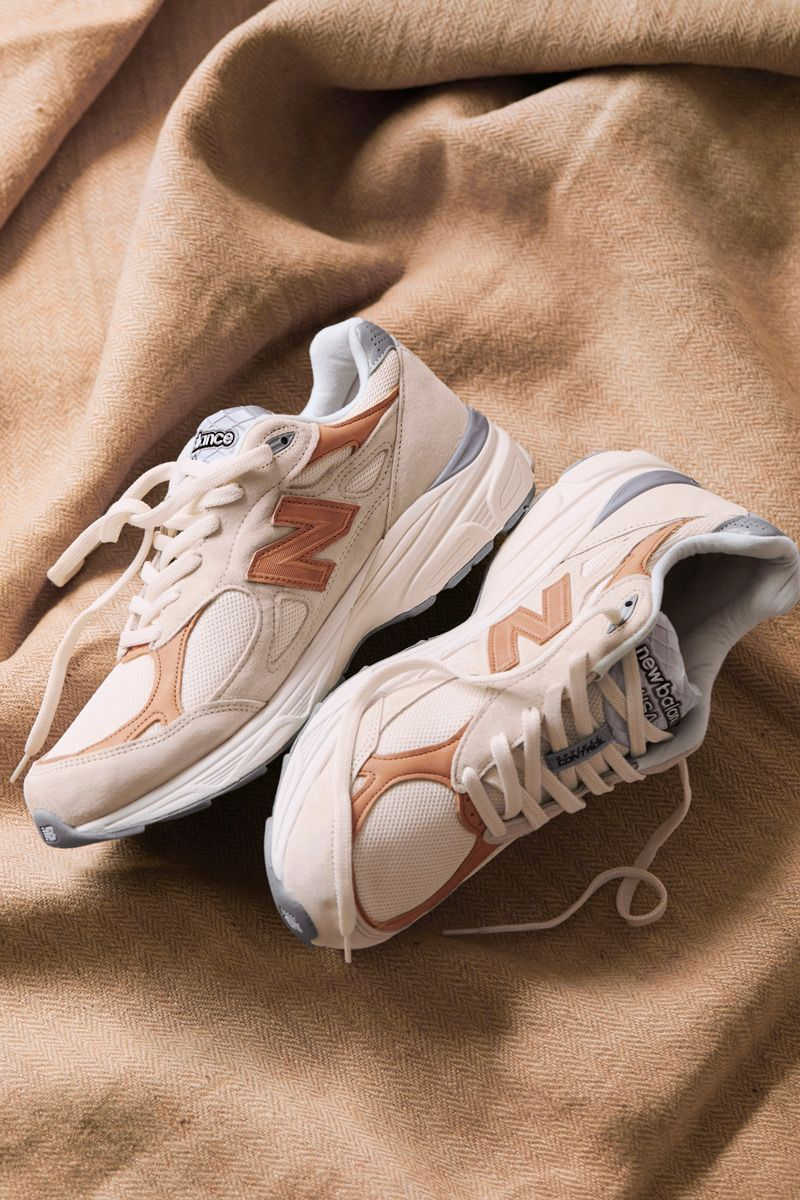 Todd Snyder x New Balance Introduce the 990V3 Pale Ale ...