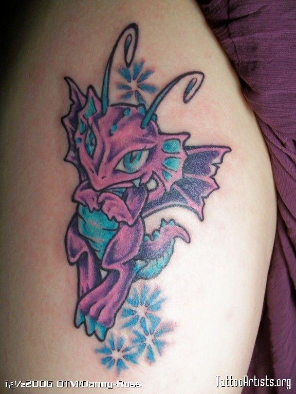 Baby Dragon Tattoos Baby Dragon Tattoo Artists Org Baby Dragon Tattoos Baby Tattoos Cute Dragon Tattoo